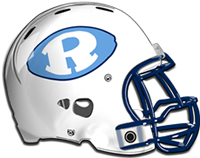 reagan football helmet